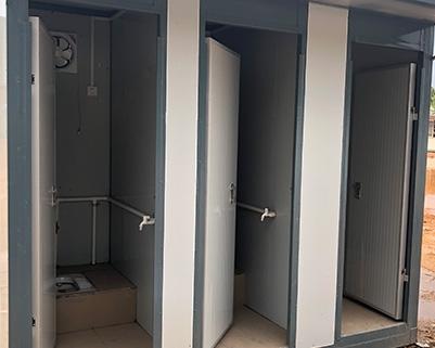 移动式卫生间
